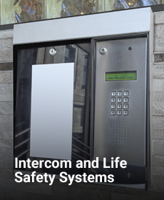 Intercom and Life Safety Systems