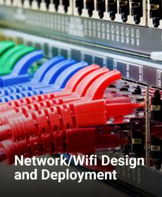 Network and Wifi Design and Deployment